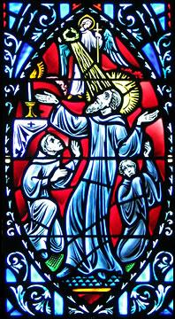 Transitus St. Benedict