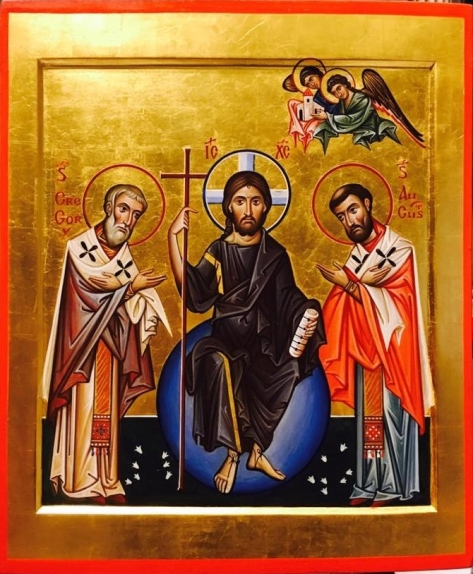 gregory-augustine-canterbury-icon